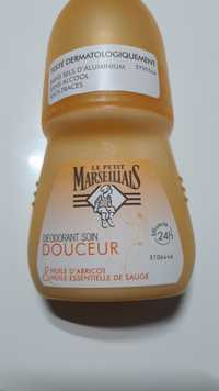 Le petit marseillais - Déodorant soin douceur 24h