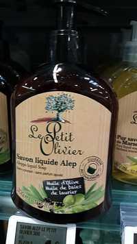 Le Petit Olivier - Savon liquide Alep