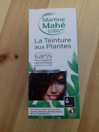 MARTINE MAHÉ - La teinture aux plantes 4 châtain
