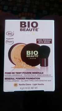 Bio Beauté by Nuxe - Fond de teint poudre minérale
