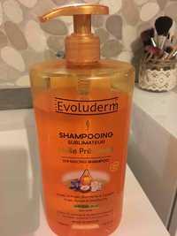 EVOLUDERM - Shampooing sublimateur à l'huile précieuse