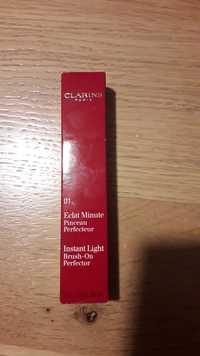 CLARINS - Eclat minute - 01 Pinceau perfecteur