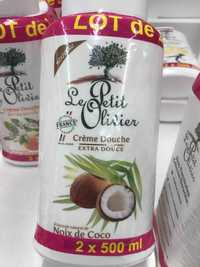 LE PETIT OLIVIER - Noix de coco - Crème douche extra douce