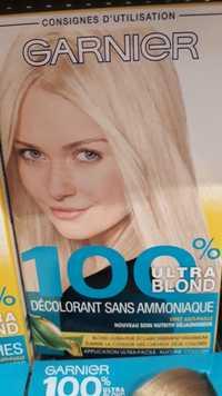 GARNIER - 100 % Ultra blond - Décolorant sans ammoniaque