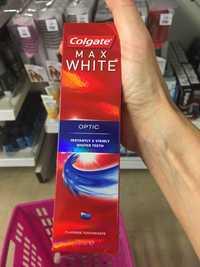 COLGATE - Optic - Fluoride toothpaste