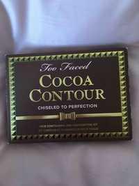 TOO FACED - Cocoa contour - Kit contour et illuminateur pour le visage