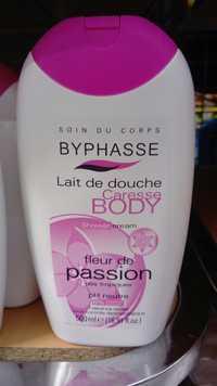 BYPHASSE - Caresse body - Lait de douche fleur de passion de tropiques