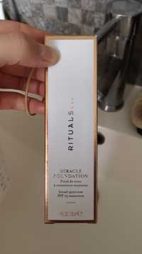 RITUALS - Miracle foundation SPF 15 sunscreen