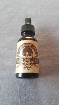 GRAVE BEFORE SHAVE - Pine scent - Beard oil