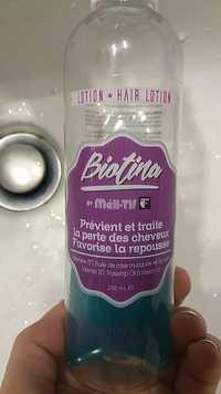 BIOTINA - Mélif-Tif - Hair lotion