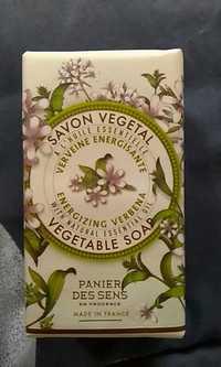 PANIER DES SENS - Verveine énergisante - Savon végétal