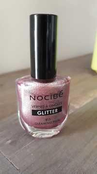 NOCIBÉ - Glitter - Vernis à ongles, 815 gleaming plum