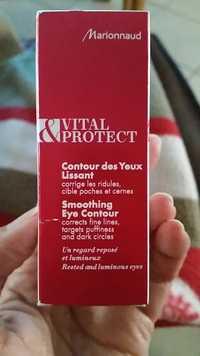 MARIONNAUD - Vital & protect - Contour des yeux lissant