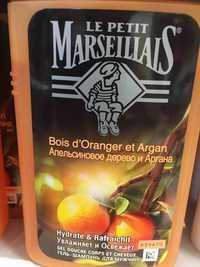 LE PETIT MARSEILLAIS - Bois d'Oranger et argan - Gel douche