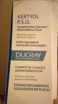 DUCRAY - Kertyol P.S.O. - Shampooing traitant
