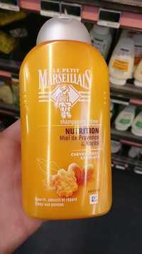 LE PETIT MARSEILLAIS - Shampooing nutrition miel de provence & karité