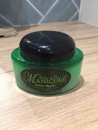 ONE MINUTE MANICURE - Green apple - Hand, foot and body scrub