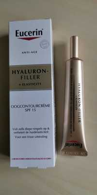Eucerin - Hyaluron filler + elasticity - OOG Contour crème SPF 15