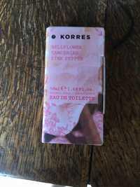 KORRES - Bellflower tangerine pink pepper - Eau de toilette
