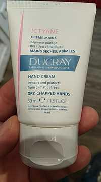 DUCRAY - Ictyane - Crème mains