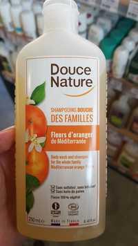 Douce Nature - Fleurs d'oranger de méditerranée - Shampooing douche