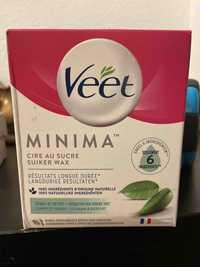 Veet - Minima - Cire au sucre