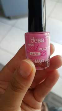 Debby - Smalto - Gel pocket laque 22