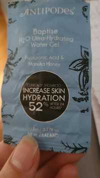 ANTIPODES - Baptise H2O ultra-hydrating water gel