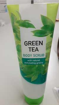 HEGRON - Green tea - Body scrub