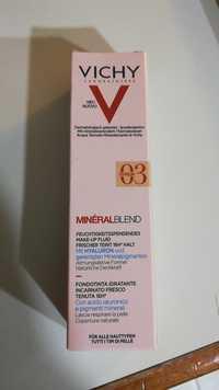 VICHY - Minéralblend Gypsum 03 - Fondotinta idratante