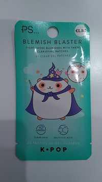 Primark - Blemish blaster - Clear gel patches