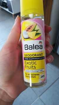 Balea - Deodorant exotic fruits 24h