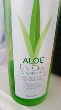 Deliplus - Aloe en gel 100% natural