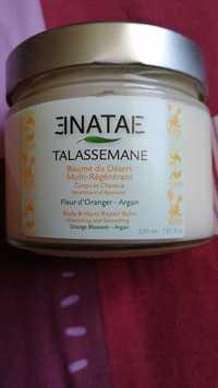 ENATAE - Talassemane - Baume du Désert Multi-régénérant