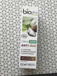 Biopha - Anti-âge - Crème jour bio