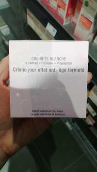 La vie est à nous - Orchidée blanche - Crème jour effet anti-âge fermeté