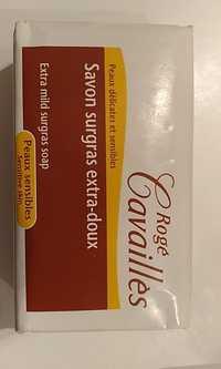 Rogé cavaillès - Savon surgras extra-doux peaux sensibles