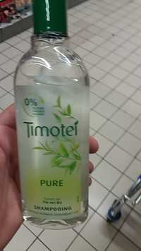 TIMOTEI - Pure - Shampooing cheveux normaux regraissant vite