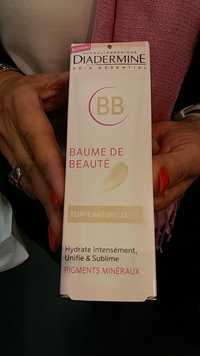 Diadermine - Baume de beauté teinte naturelle