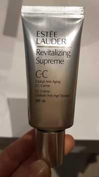 ESTEE LAUDER - Revitalizing Supreme - CC Crème SPF 10