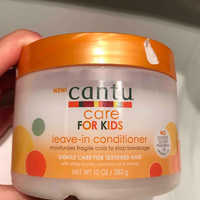Cantu - Care for kids leave-in conditioner