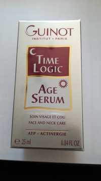 Guinot - C time logic Age serum - Soin visage et cou