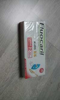 FLUOCARIL - Kids 2 à 6 ans - Dentifrice gel fraise