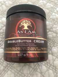 As I Am - Double Butter Cream - Hydratant quotidien pour cheveux