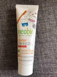 NEOBIO - Kinder zahngel flouridfrei