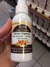 AQUASILICE - Soin capillaire silicium organique parfum amande