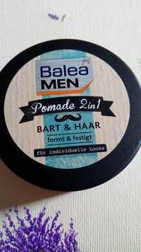 Balea Men - Pomade 2 en 1 bart & haar