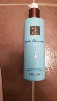RITUALS - Spark of Hammam - Hydrating body lotion