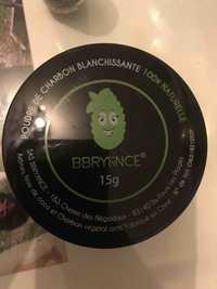 BBryance - Poudre de charbon blanchissante