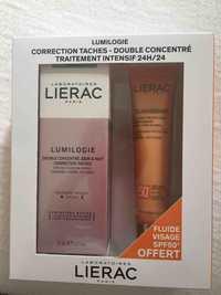 Liérac - Lumilogie - Correction taches